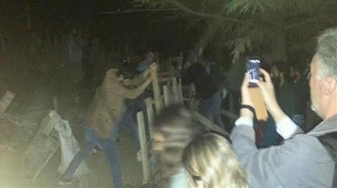 Validebağ Korusu'nda Gece Yarısı Direnişi