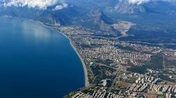 Konyaaltı Sahili Mimari ve Kıyı Düzenlemesi Fikir Projesi Yarışması