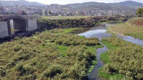 Kuraklık Karadeniz Bölgesi'ni de Vurdu