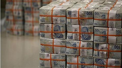Hazine 3.84 Milyar Lira Borçlandı