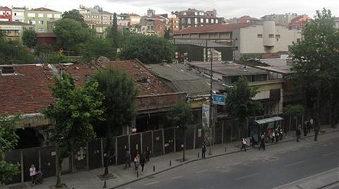 Türk Sinemasının 100. Yılında İnci Sineması Yıkıldı