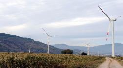 Elektriğin Yüzde 5'i Rüzgardan Geldi