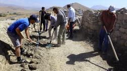 Urartu Kalesi'nde 30 Yıl Aradan Sonra Bir İlk
