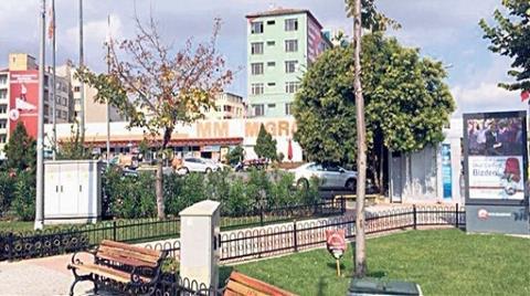Deprem Sığınma Alanına Otel, Konut ve Cami Yapılacak!