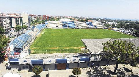 Zeytinburnu Stadyumu Artık Ermeni Vakfı'nın