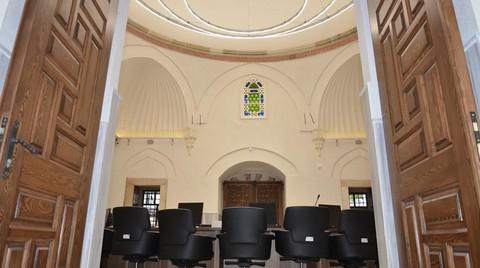 Tarihi Hamam Belediye Meclis Binası Oldu