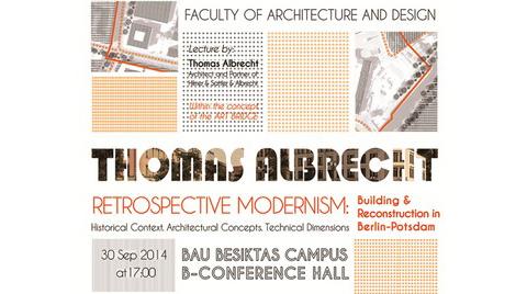"""Retrospektif Modernizm"" Konferansı"