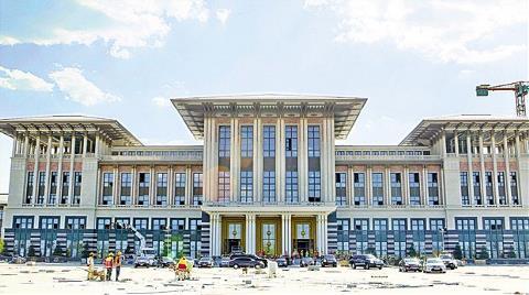 """""""Başbakanlık Hizmet Binası'na İskan Verilemez"""""""