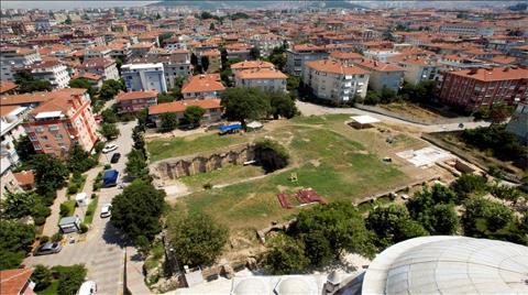 Mahalle Arasında Arkeoloji: Küçükyalı Arkeopark