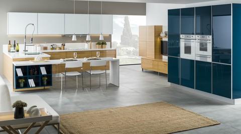 Minimalist ve Modern Mutfak İsteyenler için Vanucci Gesso