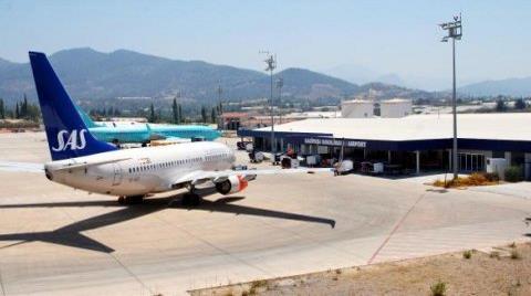 Alanya Havalimanı Yolu Kapanabilir