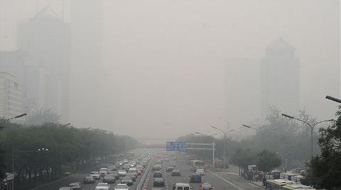 Hava Kirliliğinde Turuncu Alarma Geçildi