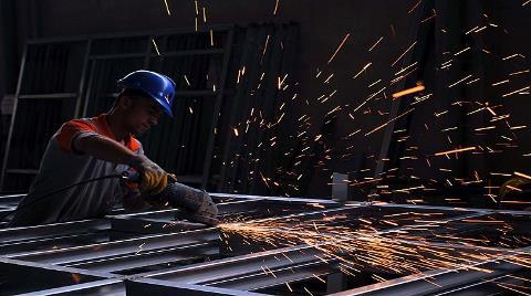 Sanayi Üretim Endeksinde Değişim