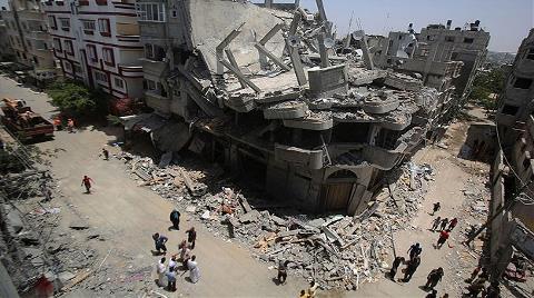 Gazze'nin Yeniden İmarında Rekor Hedef