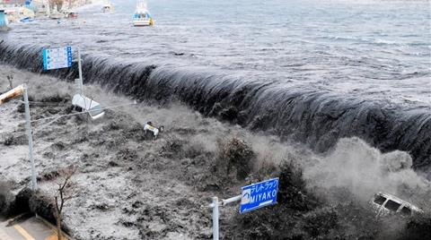 Tsunamiye Karşı Dev Proje!
