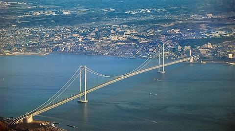 'Çanakkale Boğaz Köprüsü Dünyanın En Büyüğü Olacak'