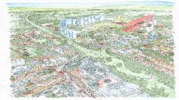Erdem Mimarlar Wimbledon Town Centre Yarışmasında Finalde