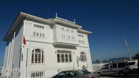 Mudanya Mütareke Evi Müzesi Açıldı