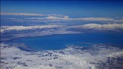 En Büyük Gölü Hızla Kuruyor