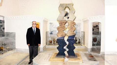 110 Yıllık Hamam Şimdi Seramik Müzesi