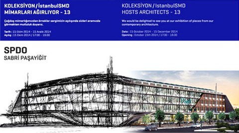 Koleksiyon / İstanbulSMD, Sabri Paşayiğit Design Office (SPDO)'yu Ağırlıyor