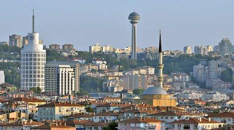 Başkentte Konut Yatırımı 15 Yılda Geri Dönüyor