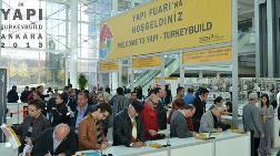 27. Yapı Fuarı – Turkeybuild Ankara için Geri Sayım Başladı