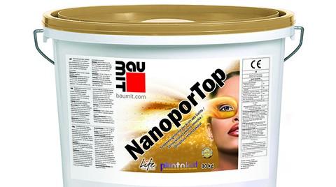 Baumit Nanopor Photokat