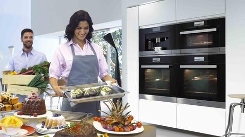 Miele'den Yeni Ocak ve Fırın Serisi: CulinArt
