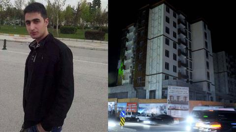 Gaziantep'te İnşaat Çöktü: 1 İşçi Öldü