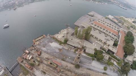 İstanbul'un 6 Asırlık Tersanesinde Ölüm Sessizliği!