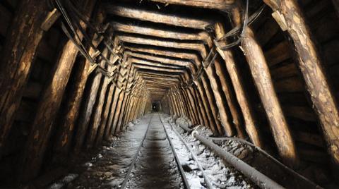 O Maden Ocağında Üretim Durduruldu!