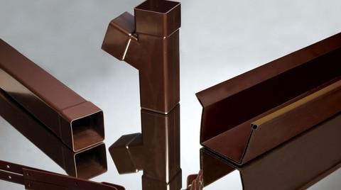 Braas PVC Yağmur İndirme Sistemleri'nden İki Yeni Ürün