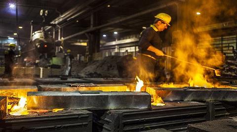 Sanayi Ekimde Yüzde 74.9 Kapasiteyle Çalıştı