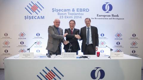 EBRD ile Şişecam Arasında Öz Sermaye Yatırımı Anlaşması