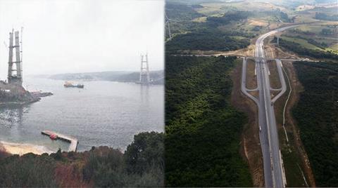 3. Köprü ve Bağlantı Yolları İhaleye Çıkıyor!
