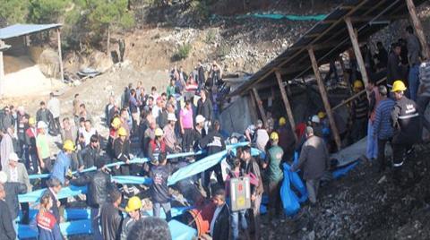 Madenin Planı Ortaya Çıktı