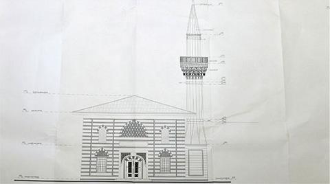 İşte Validebağ'da İnşaa Edilmesi Planlanan Cami!