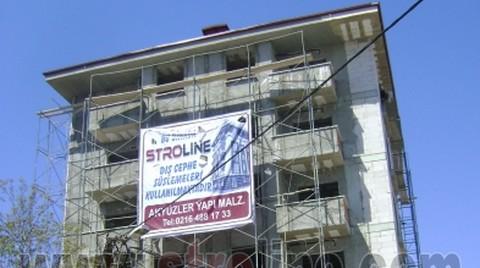 Hafif ve Hızlı Monte Edilebilen Dış Cephe Süslemeleri için Stroline