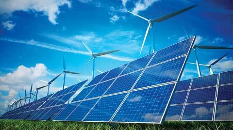 Yenilenebilir Enerjide 5.5 Milyar Dolarlık Yatırım