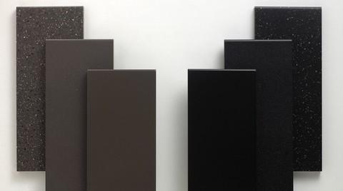 DuPont™ Corian® Koyu Renk Seçeneklerini Kahverengi Tonlarıyla Genişletiyor