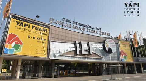 En Son Teknolojiler, Yenilikler ve Gelişmeler 20. Yapı Fuarı – Turkeybuild İzmir'de