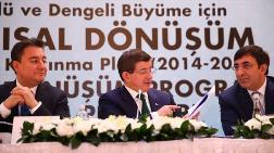 Başbakan Ekonomide Dönüşüm Programını Açıkladı