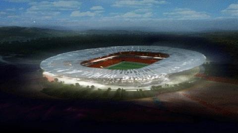 5 Ocak Stadyumu'na Yürütmeyi Durdurma Kararı