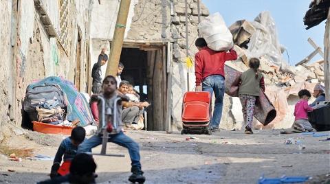 Hacıbayram'da Dönüşüm Göçü