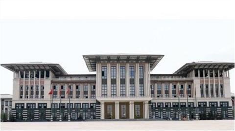 Cumhurbaşkanlığı Sarayı'na 250 Odalı Ek İnşaat İddiası