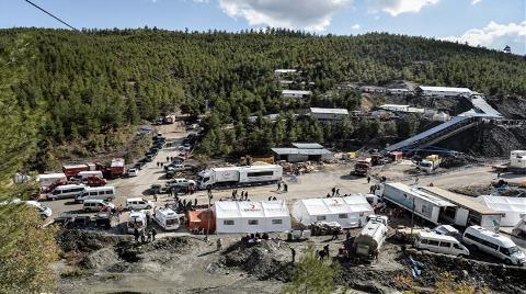Ermenek'teki Madene Yakın İşletmede Üretim Durduruldu