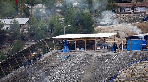 Maden Ocağında Arama Yapılacak Alan 477 Metre Kaldı