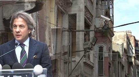Demircan: 'Tarlabaşı'nda Duran Bir Şey Yok'