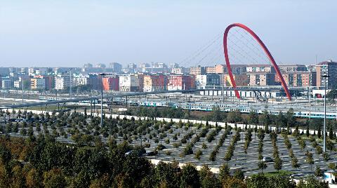 Torino Olimpiyat Köyü'nün Dönüşümü